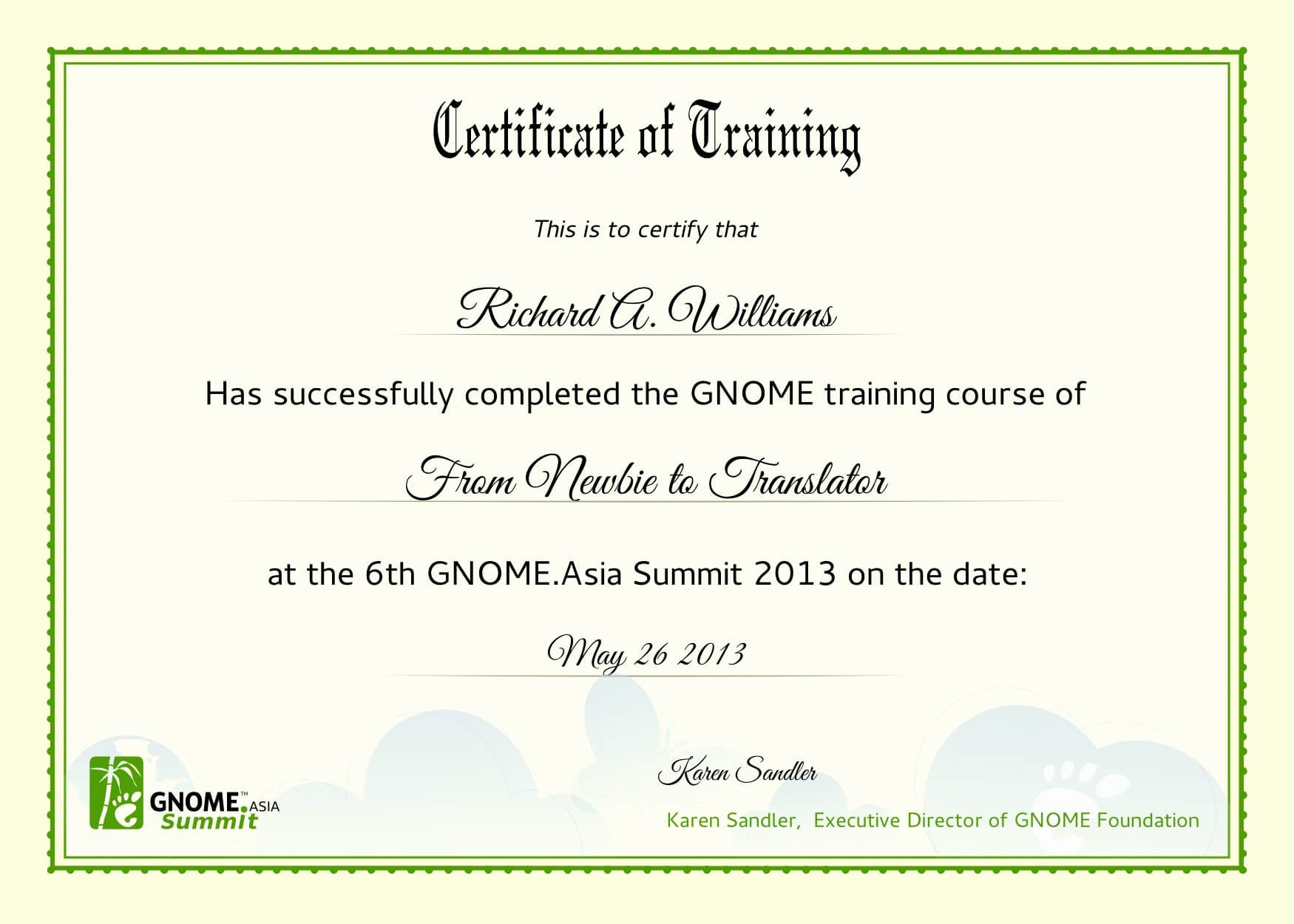 30 Forklift Training Certificate Template   Pryncepality pertaining to Forklift Certification Template