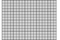 30+ Free Printable Graph Paper Templates (Word, Pdf) ᐅ pertaining to Graph Paper Template For Word