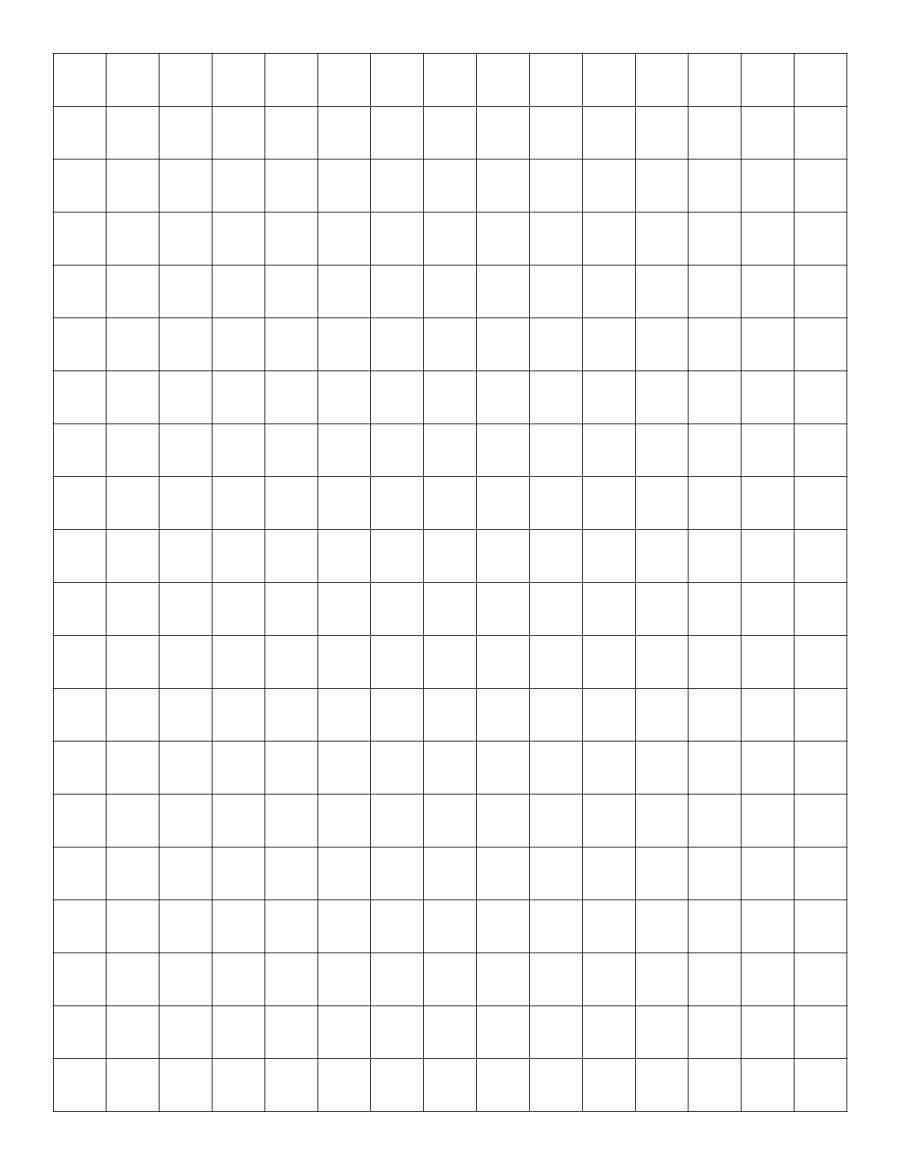 30+ Free Printable Graph Paper Templates (Word, Pdf) ᐅ With Graph Paper Template For Word