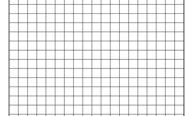 30+ Free Printable Graph Paper Templates (Word, Pdf) ᐅ within Graph Paper Template For Word