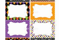 30 Halloween Gift Certificate Template | Pryncepality regarding Halloween Certificate Template