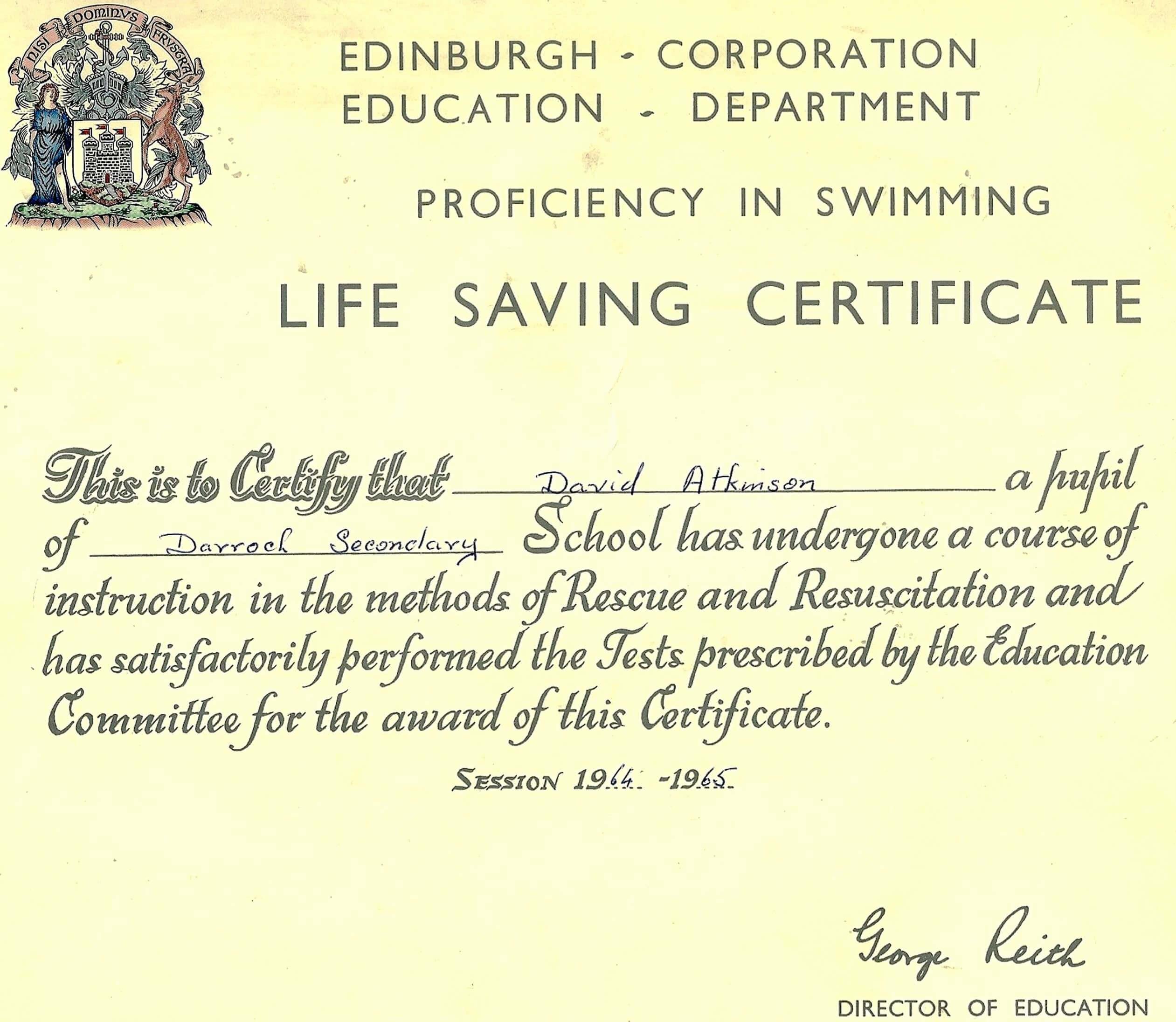 30 Life Saving Award Template | Pryncepality With Life Saving Award Certificate Template
