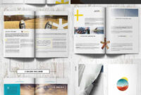 30 Magazine Templates With Creative Print Layout Designs intended for Magazine Template For Microsoft Word