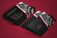 30+ Modern Real Estate Business Cards Psd | Decolore pertaining to Real Estate Business Cards Templates Free