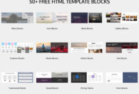 33 Best Free Html5 Bootstrap Templates 2019 within Html5 Blank Page Template
