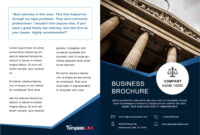 33 Free Brochure Templates (Word + Pdf) ᐅ Template Lab pertaining to Online Brochure Template Free