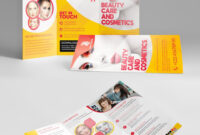 34 Best Free Brochure Mockups & Psd Templates 2019 – Colorlib pertaining to Single Page Brochure Templates Psd