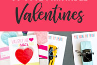 35 Adorable Diy Valentine's Cards To Print At Home For Your within Valentine Card Template For Kids
