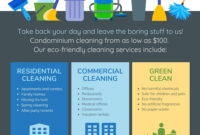 35+ Highly Shareable Product Flyer Templates & Tips pertaining to Commercial Cleaning Brochure Templates