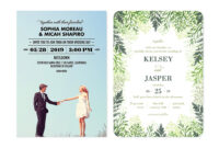 35+ Wedding Invitation Wording Examples 2019 | Shutterfly intended for Church Wedding Invitation Card Template