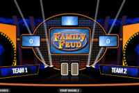 4 Best Free Family Feud Powerpoint Templates With Regard To Family Feud Powerpoint Template Free Download