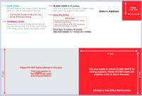 4 Postcard Template – Javestuk for Microsoft Word 4X6 Postcard Template