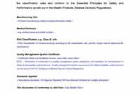 40 Free Certificate Of Conformance Templates & Forms ᐅ for Certificate Of Manufacture Template