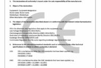 40 Free Certificate Of Conformance Templates & Forms ᐅ regarding Certificate Of Conformity Template