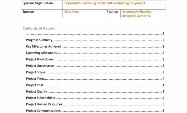 40+ Project Status Report Templates [Word, Excel, Ppt] ᐅ with Activity Report Template Word