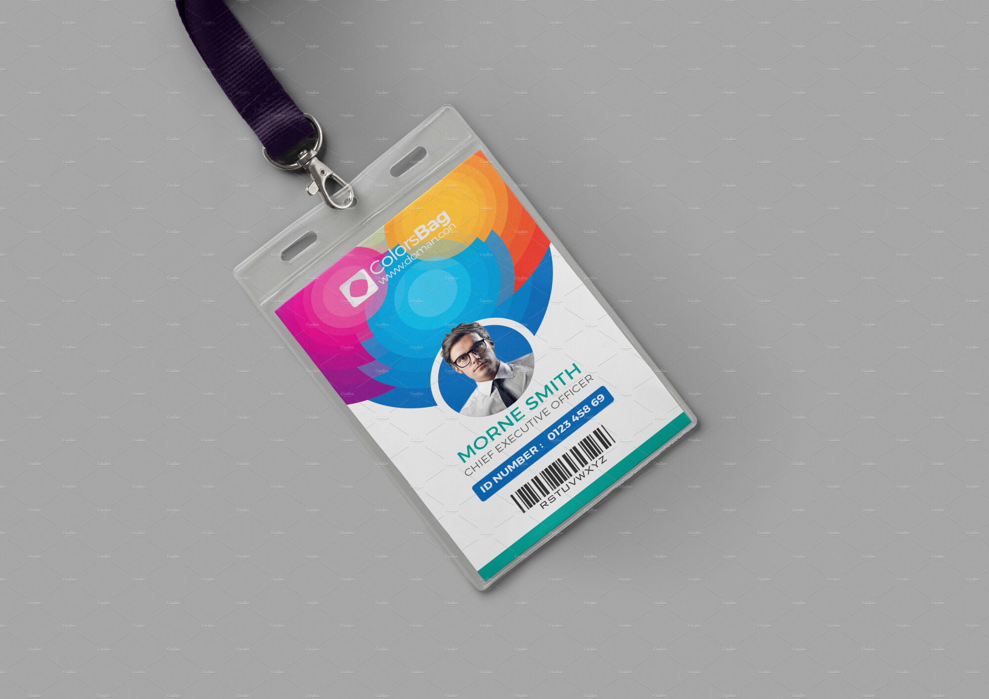 43+ Professional Id Card Designs – Psd, Eps, Ai, Word   Free Inside Id Card Design Template Psd Free Download