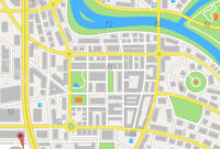 44 Strict City Map Blank regarding Blank City Map Template