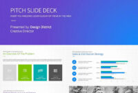 48 Basic Startup Pitch Deck Template – Mallerstang throughout Powerpoint Pitch Book Template