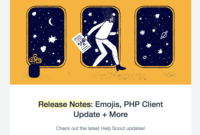 5 Excellent Product Release Note Examples And How To Write for Software Release Notes Template Word