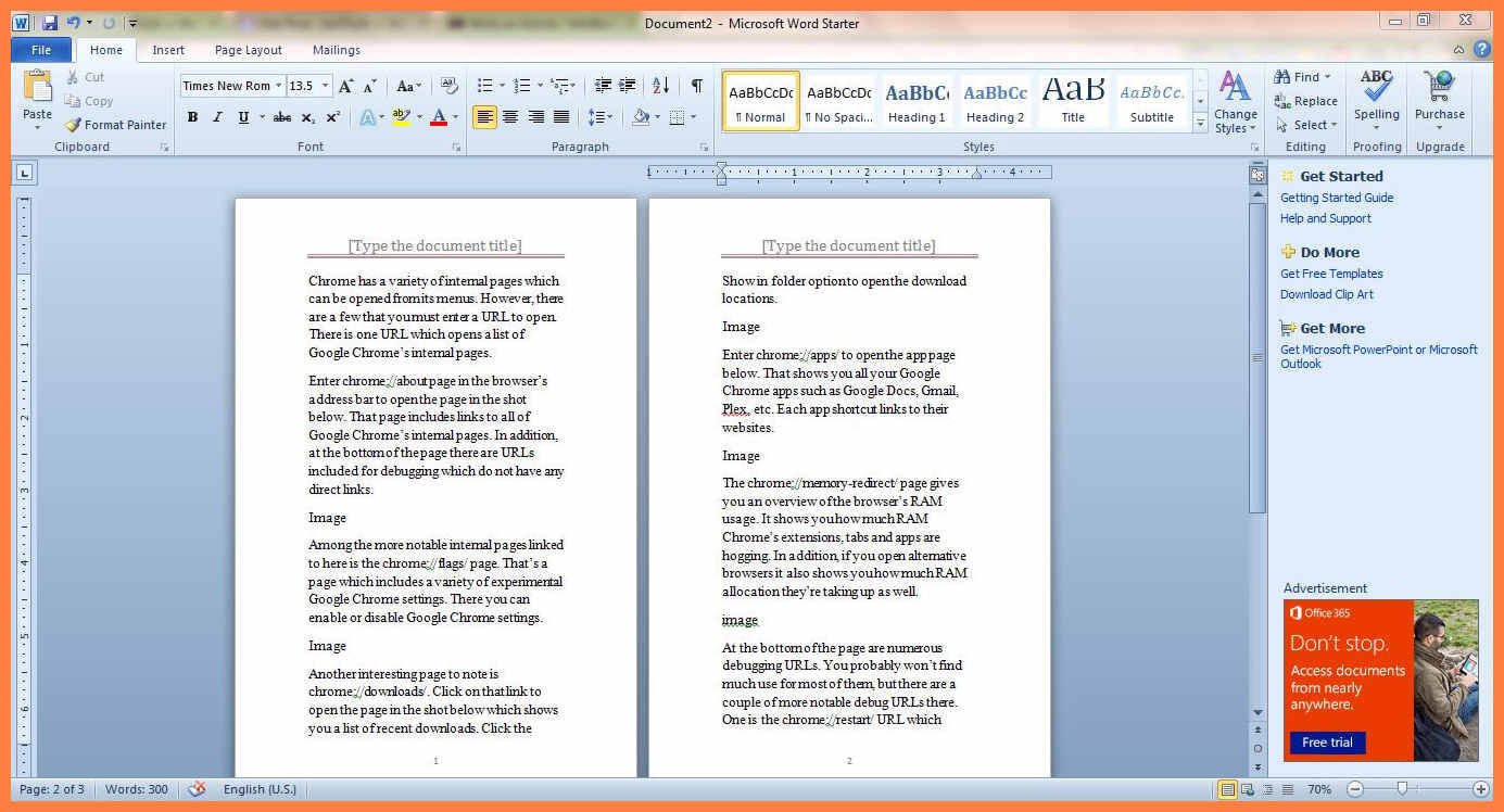 5+ Free Booklet Templates For Word | Andrew Gunsberg inside Booklet Template Microsoft Word 2007