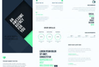 5 Free Online Brochure Templates To Create Your Own Brochure _ pertaining to Online Brochure Template Free