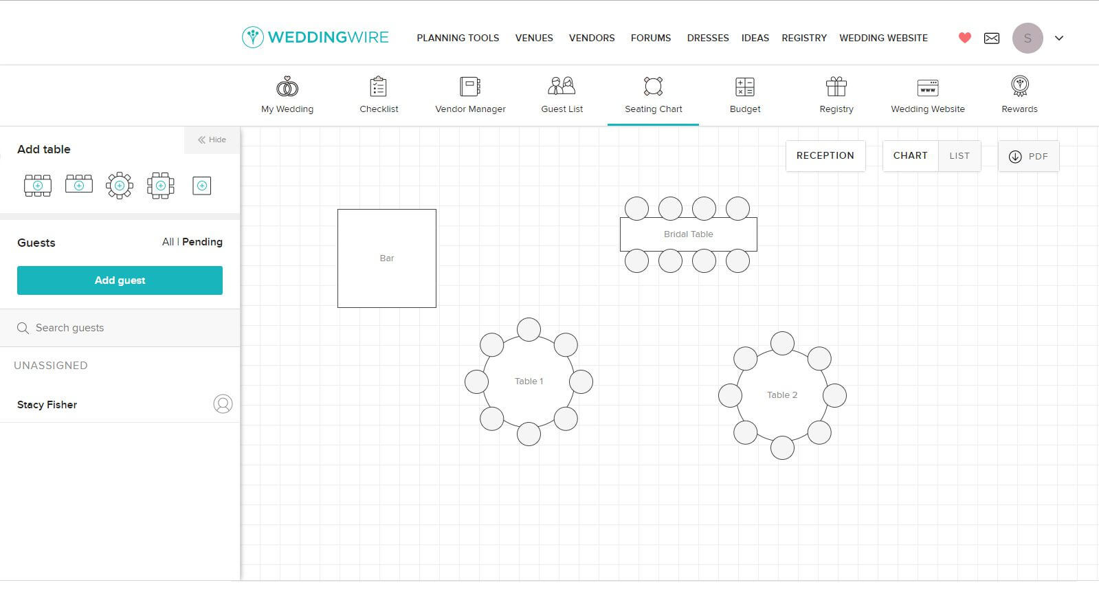 5 Free Wedding Seating Chart Templates With Wedding Seating Chart Template Word
