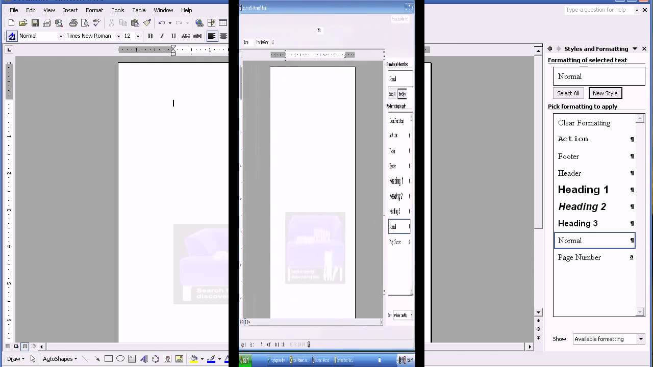 5 Ways To Write Screenplays Using Microsoft Word – Wikihow In Microsoft Word Screenplay Template