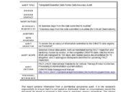 50 Free Audit Report Templates (Internal Audit Reports) ᐅ throughout Template For Audit Report