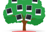 50+ Free Family Tree Templates (Word, Excel, Pdf) ᐅ With Regard To Fill In The Blank Family Tree Template