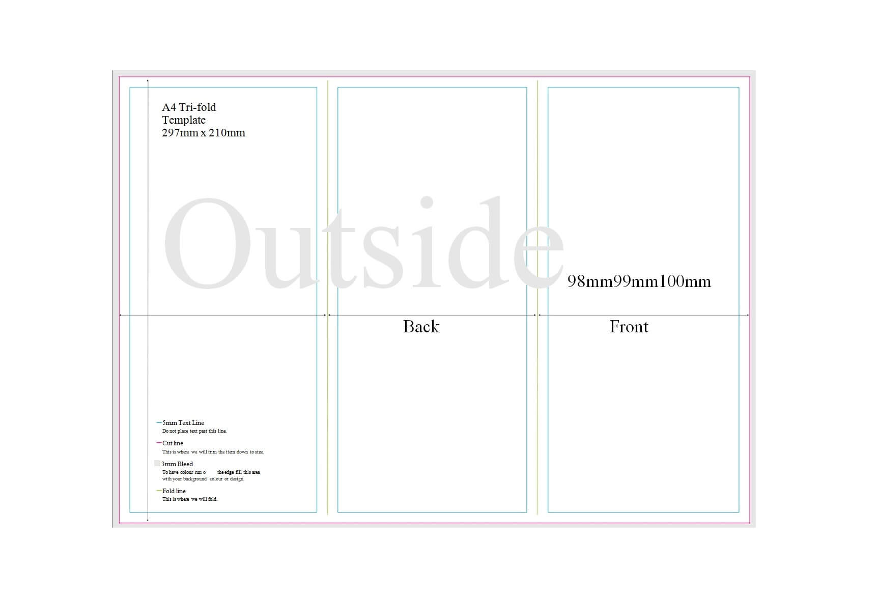 50 Free Pamphlet Templates [Word / Google Docs] ᐅ Template Lab within Brochure Templates Google Drive