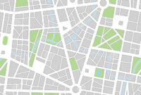 51 Thorough Blank Street Map Template intended for Blank City Map Template