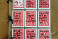 52 Reasons I Love You-Write Reasons With Sharpie On Cards pertaining to 52 Reasons Why I Love You Cards Templates