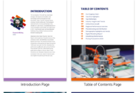 55+ Customizable Annual Report Design Templates, Examples & Tips throughout Annual Review Report Template