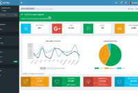 55+ Free Html5 Responsive Admin Dashboard Templates 2019 for Html Report Template Free