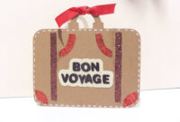 62 Bon Voyage Greeting Card Template, Bon Card Greeting with Bon Voyage Card Template