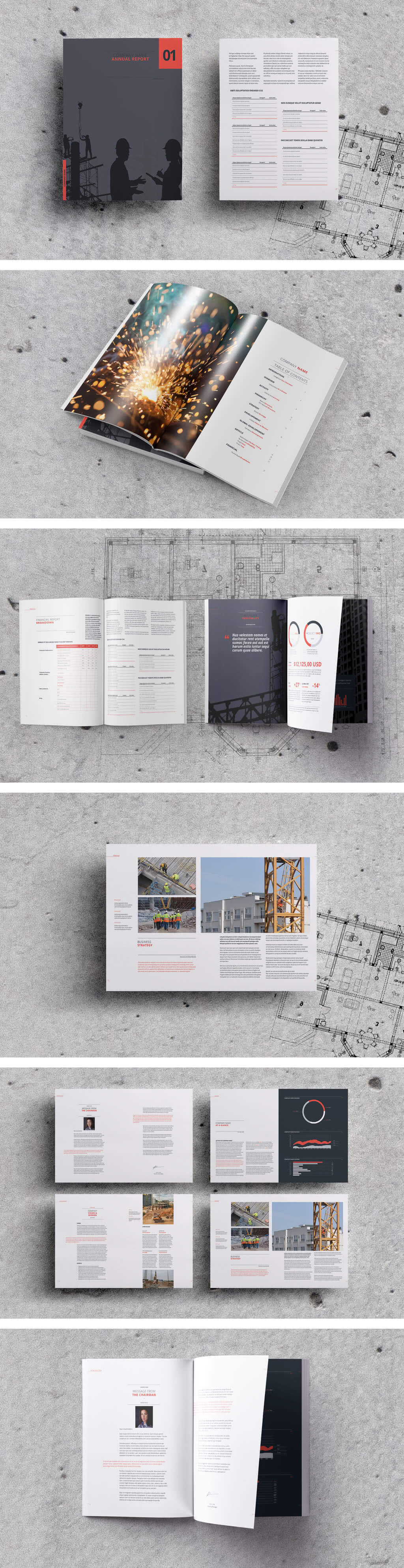 75 Fresh Indesign Templates And Where To Find More in Free Indesign Report Templates