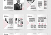75 Fresh Indesign Templates And Where To Find More inside Adobe Indesign Brochure Templates