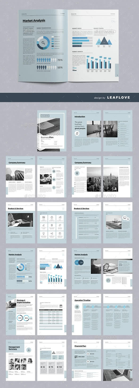 75 Fresh Indesign Templates And Where To Find More within Free Indesign Report Templates