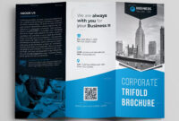 76+ Premium & Free Business Brochure Templates Psd To throughout Architecture Brochure Templates Free Download