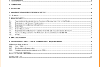 8+ Reporting Requirements Template   Free Invoice Letter within Reporting Requirements Template