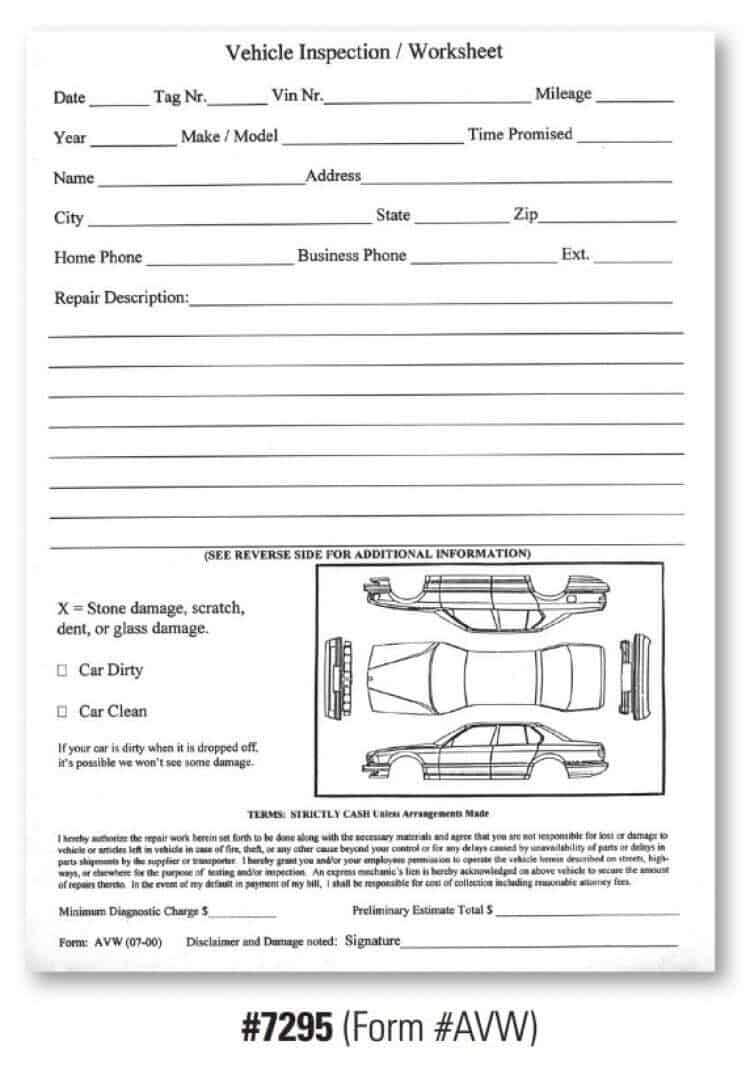 8+ Vehicle Condition Report Templates - Word Excel Fomats Pertaining To Truck Condition Report Template