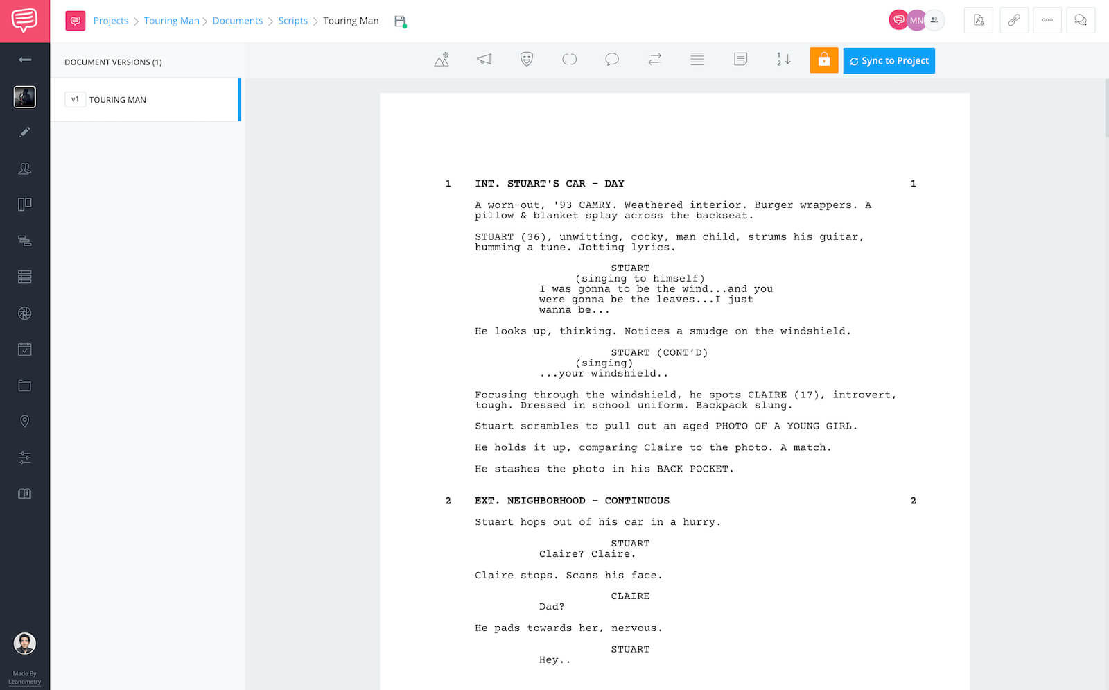 9 Best Free Screenwriting Software For Film In 2019 With Regard To Microsoft Word Screenplay Template