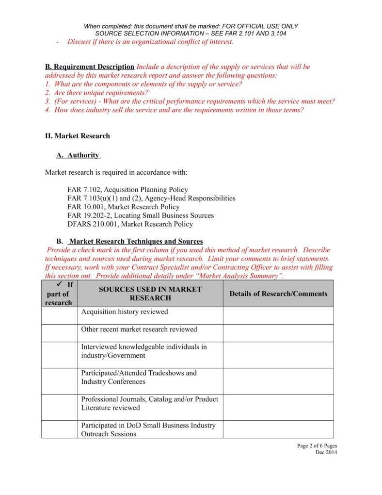9 + Business Reports Template + Docs, Word, Pages | Free For Research Report Sample Template