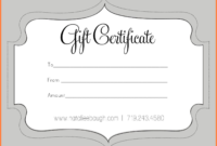 9+ Free Microsoft Word Gift Certificate Templates | Andrew throughout Service Dog Certificate Template