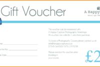 9+ Gift Voucher Sample Template | Pear Tree Digital for Restaurant Gift Certificate Template