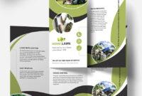 93+ Premium And Free Psd Tri-Fold & Bi-Fold Brochures inside Ngo Brochure Templates