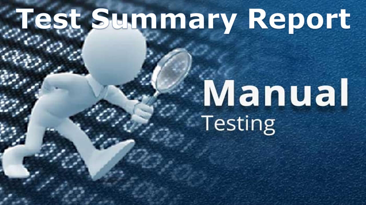 A Sample Test Summary Report - Software Testing Intended For Test Closure Report Template