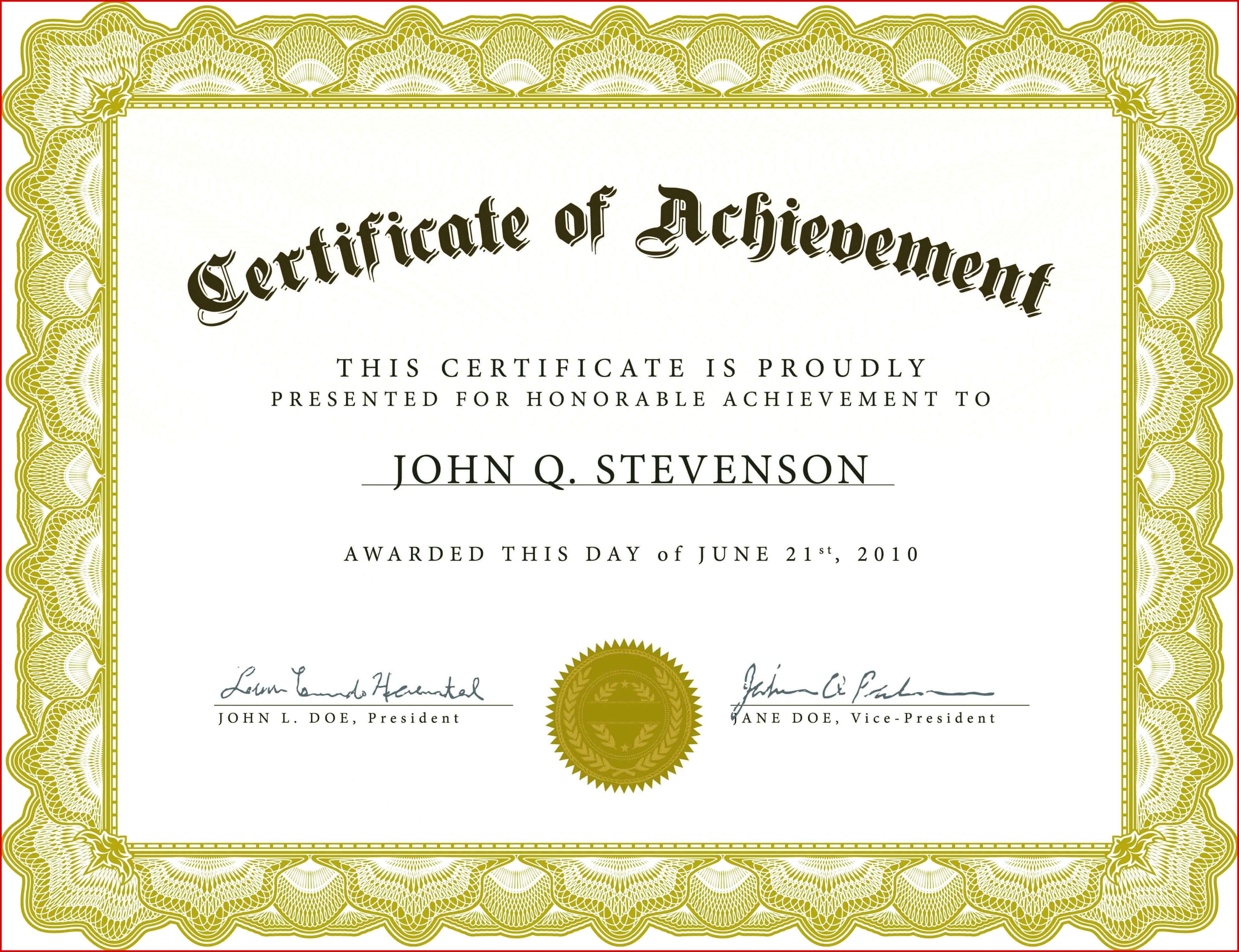 Acknowledgement Certificate Templates Canasbergdorfbibco with Life Saving Award Certificate Template