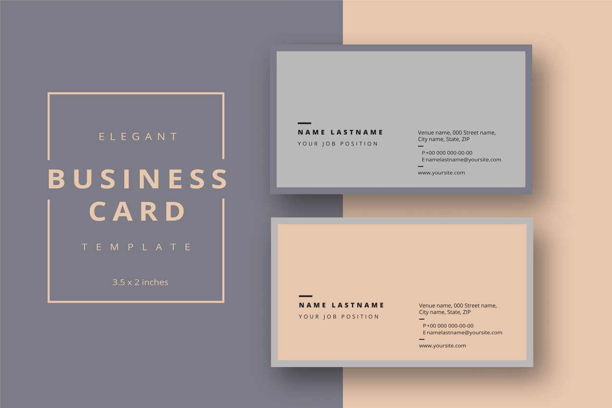 Add Your Logo To A Business Card Using Microsoft Word Or pertaining to Pages Business Card Template
