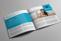 Adobe Illustrator Brochure Templates Free Download pertaining to Brochure Templates Adobe Illustrator